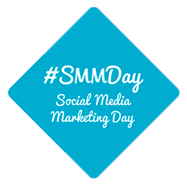 Logo del evento Social Media Marketing Day 2018