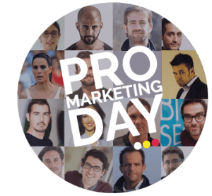 Logo del Evento Pro Marketing Day